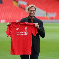 How Twitter reacted to 'the Normal One' Jurgen Klopp