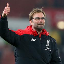 Jurgen Klopp back at Liverpool helm after appendix operation