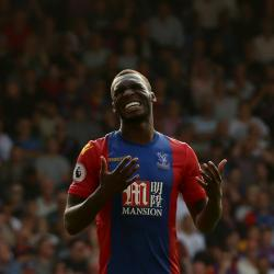 Christian Benteke delighted to get minutes under his belt