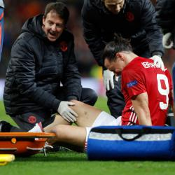 Jose Mourinho: Zlatan Ibrahimovic faces difficult road to recovery