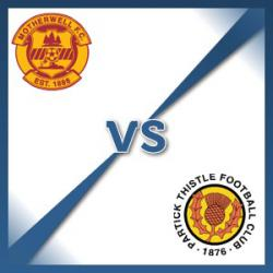 Motherwell V Partick at Fir Park Stadium : Match Preview