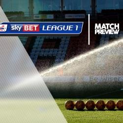 Fleetwood Town V Gillingham at Highbury Stadium : Match Preview