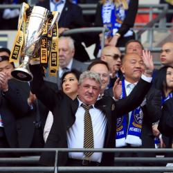 Steve Bruce hails matchwinner Mo Diame as Hull celebrate Premier League return