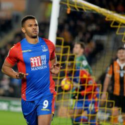 Fraizer Campbell reflects on 'fond memories of Hull' after equaliser for Palace
