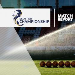 Peterhead 1-4 Ayr: Match Report