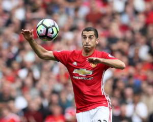 Mkhitaryan determined to prove worth at Old Trafford