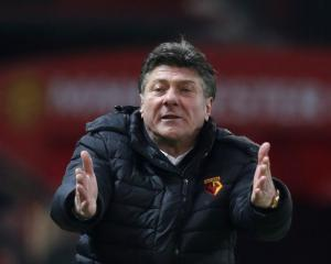 Mazzarri committed to Watford as he eyes second-season improvement