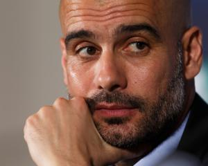 Is Guardiola on his way to Man City?