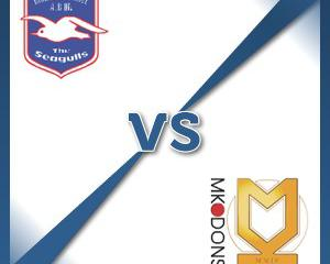 Brighton V Milton Keynes Dons at The American Express Community Stadium : Match Preview