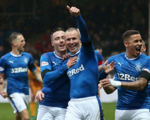 Kenny Miller admits language could be barrier to Rangers' progress in Europe