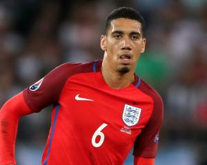 Chris Smalling hospital visit was due to food poisoning, Manchester United say
