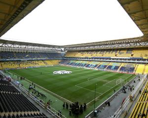 Fenerbahce handed two-year ban