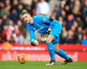 Jack Butland: Stoke perfect place for me right now