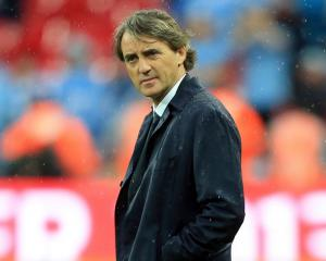 Mancini lands Galatasaray job