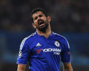 Diego Costa not backing down over his wish to swap Chelsea for Atletico Madrid