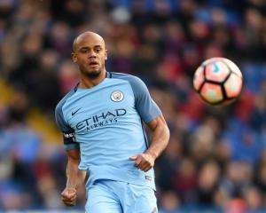 Man City hurt by chasing perfection says Vincent Kompany