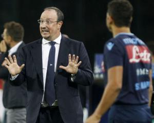 Napoli target top spot after first Serie A slip