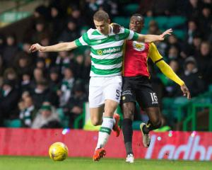 Rodgers keen to keep Simunovic at Celtic