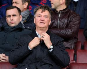 Louis van Gaal: Crystal Palace is a must-win game for Manchester United