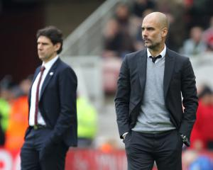 Pep Guardiola determined to turn Manchester City into 'a winning club'