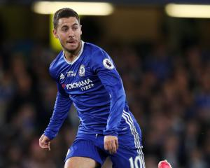 Conte surprised by Hazard call-up