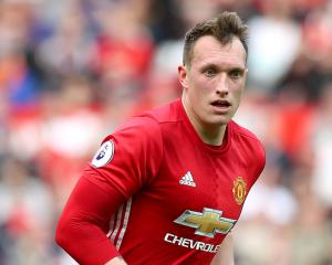 Phil Jones welcomes Victor Lindelof's arrival at Manchester United