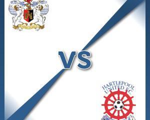Exeter V Hartlepool at St James Park : Match Preview