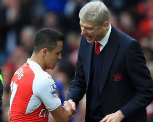 Wenger denies Sanchez told him that he wants to leave Arsenal