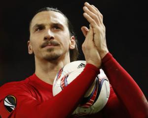 Zlatan Ibrahimovic vows to finish what he started at Manchester United