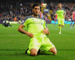 Emre Can hails Liverpool's strength in depth
