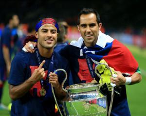 Pep Guardiola tight-lipped on Manchester City move for Claudio Bravo