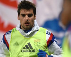 Gourcuff out for at least a month - Lyon