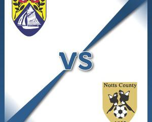 Morecambe V Notts County at Globe Arena : Match Preview