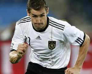 Klose misses out and it's fifth-time unlucky for Germany's Reus