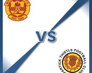 Motherwell V Partick at Fir Park Stadium : Match Preview