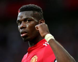 Paul Pogba gives positive injury update
