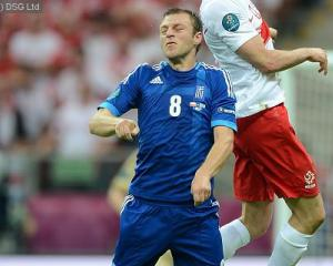 Greece V Czech Republic : UEFA Euro 2012 Match Report