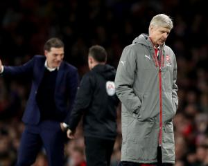 Arsene Wenger 'happy when people are happy' as Arsenal see off West Ham