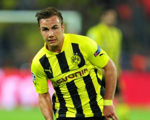 Mario Gotze back at Borussia Dortmund after three-year Bayern Munich stay