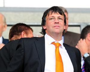 Oyston charged over texts