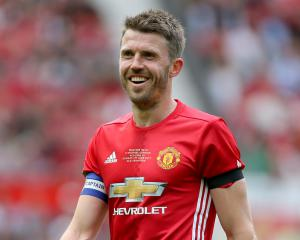 Giggs backs Carrick for important role at Manchester United next season