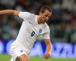 How did Harry Kane get on with his first England start?