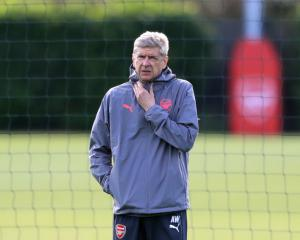 Arsene Wenger says Arsenal players do not lack confidence ahead of Chelsea clash