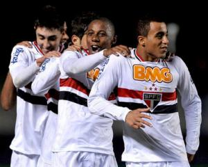 Sao Paulo crowned after final abandoned