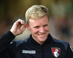 Eddie Howe signs new deal as Bournemouth manager