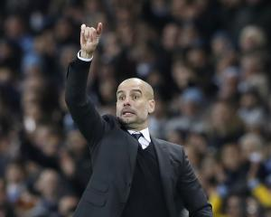 Pep Guardiola: I know I will be judged by trophies at Manchester City