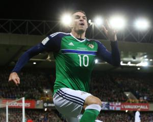 Northern Ireland manager Michael O'Neill: We need Kyle Lafferty more match-ready