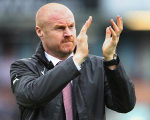 Sean Dyche eyeing strong finish after Burnley exceed expectations