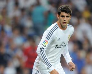 Alvaro Morata 'happy' to be heading for Chelsea