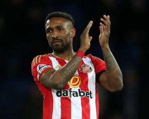 David Moyes unhappy with clause in Jermain Defoe's Sunderland contract